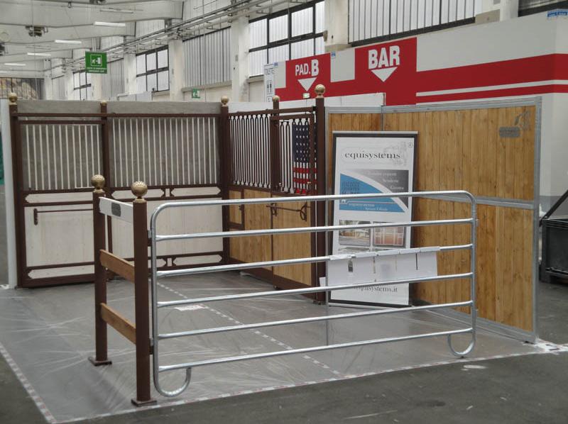 fence recinzione per cavalli
