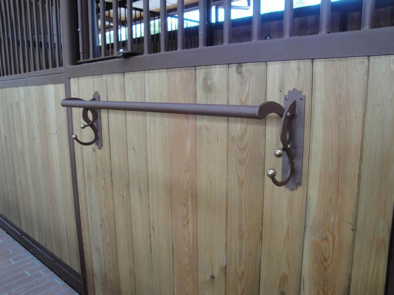 porta coperta accessorio box per cavalli